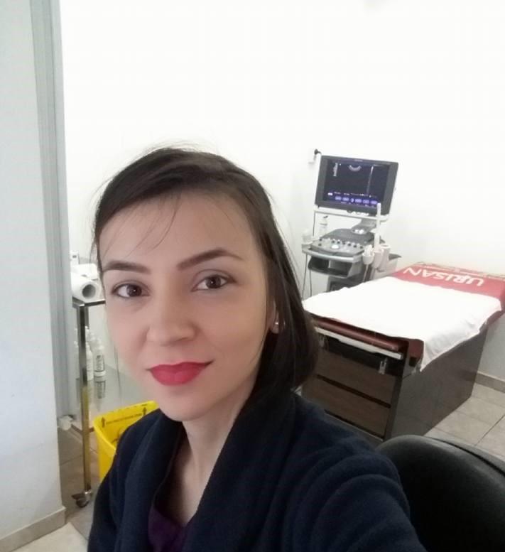 Dr Alexandra Bruja